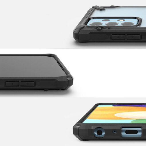 Samsung A52 Galaxy umbris Ringke XDSG0047 silikoonist camo 1