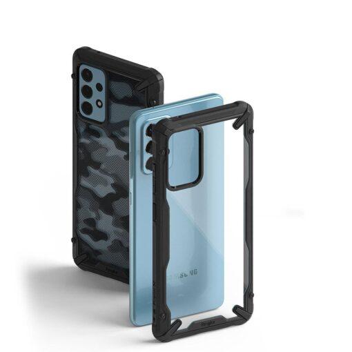 Samsung A52 Galaxy umbris Ringke XDSG0047 silikoonist camo 3