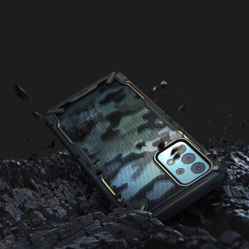 Samsung A52 Galaxy umbris Ringke XDSG0047 silikoonist camo 4