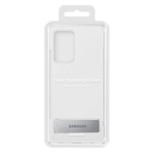 Samsung A52 Galaxy umbris Samsung Clear Standing EF JA525CTEGWW 4