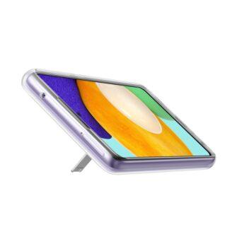 Samsung A52 Galaxy umbris Samsung Clear Standing EF JA525CTEGWW 5
