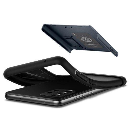 Samsung A52 Galaxy umbris Slim Armor Galaxy metal slate 5