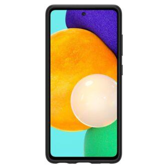 Samsung A52 Galaxy umbris Spigen Thin Fit must 2