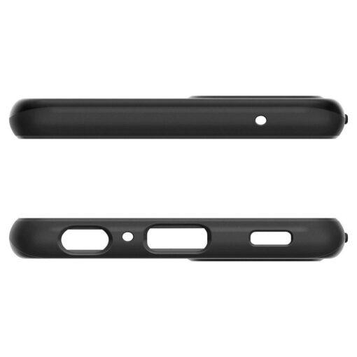 Samsung A52 Galaxy umbris Spigen Thin Fit must 7