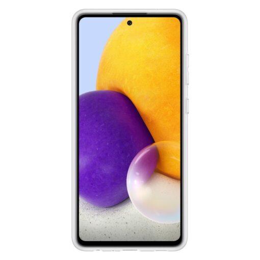 Samsung A72 Galaxy Samsung umbris silikoonist labipasitev EF JA725CTEGWW 1
