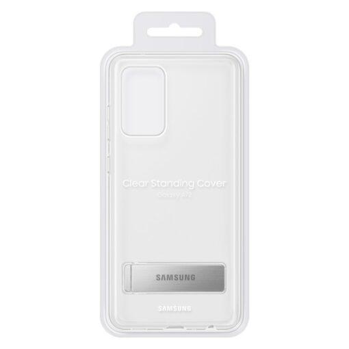 Samsung A72 Galaxy Samsung umbris silikoonist labipasitev EF JA725CTEGWW 4
