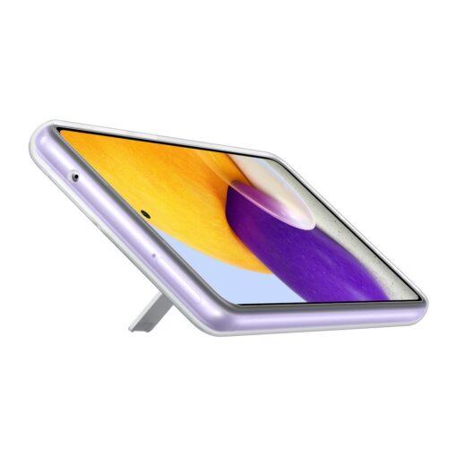 Samsung A72 Galaxy Samsung umbris silikoonist labipasitev EF JA725CTEGWW 5