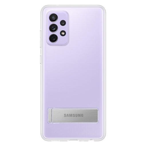 Samsung A72 Galaxy Samsung umbris silikoonist labipasitev EF JA725CTEGWW 9