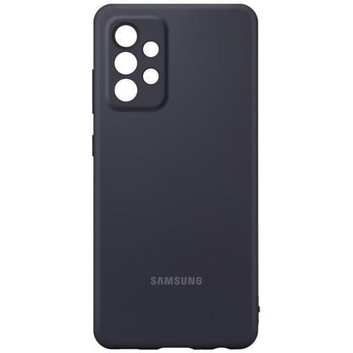 Samsung A72 Galaxy Samsung umbris silikoonist must EF PA725TBEGWW 3