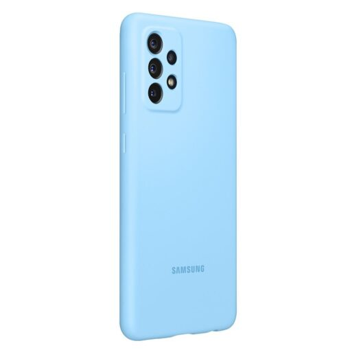 Samsung A72 Galaxy Samsung umbris silikoonist sinine EF PA725TLEGWW 2
