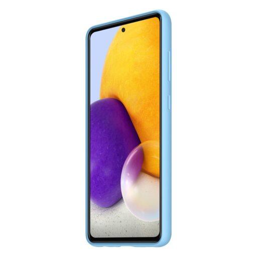 Samsung A72 Galaxy Samsung umbris silikoonist sinine EF PA725TLEGWW 3