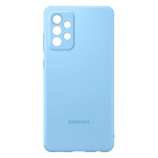 Samsung A72 Galaxy Samsung umbris silikoonist sinine EF PA725TLEGWW 4