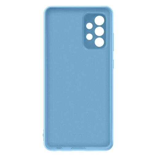 Samsung A72 Galaxy Samsung umbris silikoonist sinine EF PA725TLEGWW 5