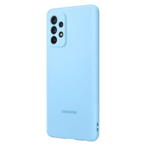 Samsung A72 Galaxy Samsung umbris silikoonist sinine EF PA725TLEGWW 6