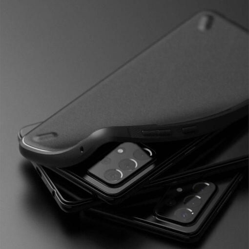 Samsung A72 Galaxy umbris Ringke OXSG0037 silikoonist must 3