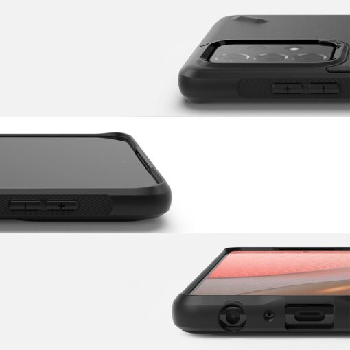 Samsung A72 Galaxy umbris Ringke Onyx X OXSG0049 silikoonist 1