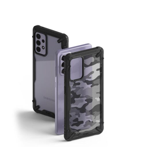 Samsung A72 Galaxy umbris Ringke XDSG0048 silikoonist camo 2