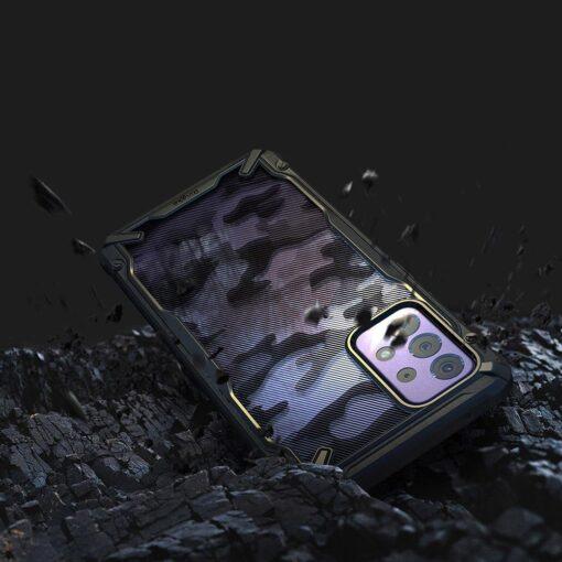 Samsung A72 Galaxy umbris Ringke XDSG0048 silikoonist camo 3