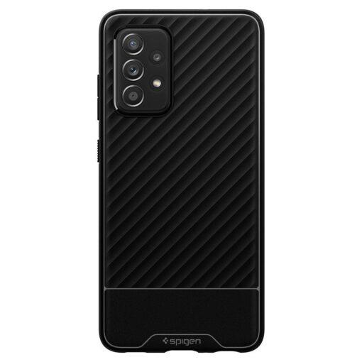 Samsung A72 Galaxy umbris Spigen Core must 1