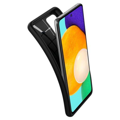Samsung A72 Galaxy umbris Spigen Core must 6
