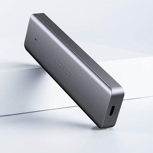 Ugreen USB C Hub jagaja 4x 3.2 USB power port CM219 70336 12