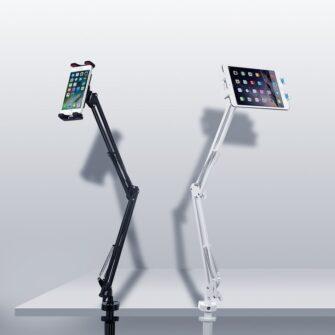 Ugreen universaalne telefoni ja tahvelarvuti hoidik pika kapaga 7
