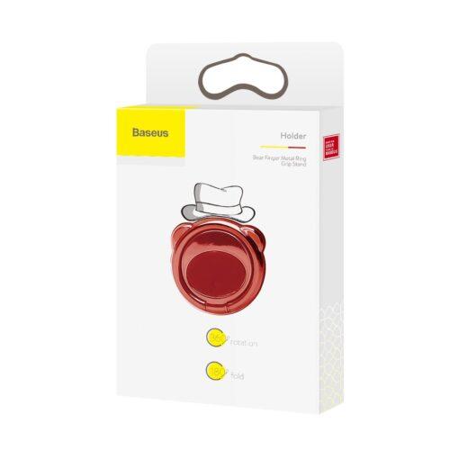 napuhoidja telefonile baseus punane karuke 3