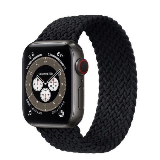 Apple Watch rihm nailon riidest must