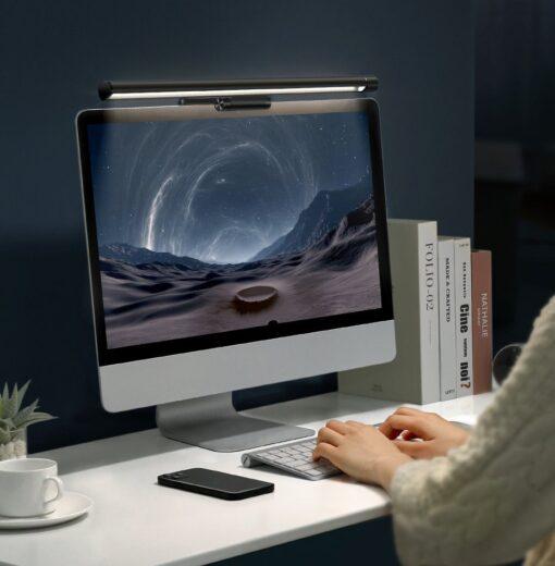 Lamp monitorile USB ga dimmerdatav soe ja kulm valgus DGIWK P01 14