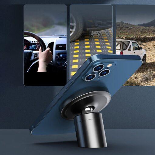 Magsafe telefonihoidik autosse must SULD 01 11