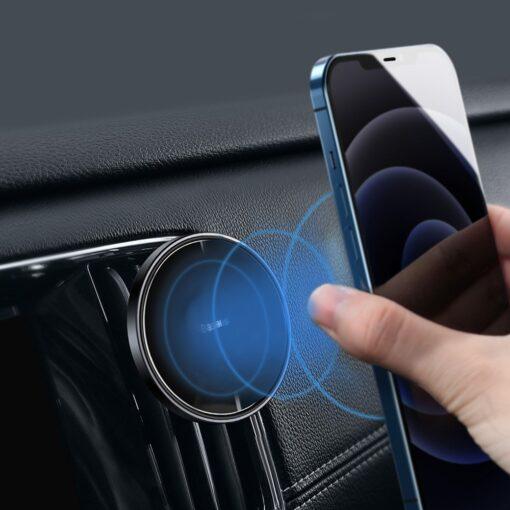 Magsafe telefonihoidik autosse must SULD 01 9