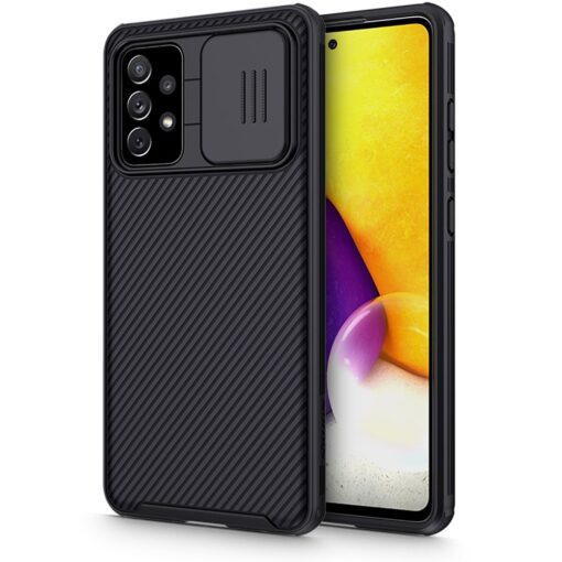 samsung A72 kaaned carbon nillkin camchield pro 1