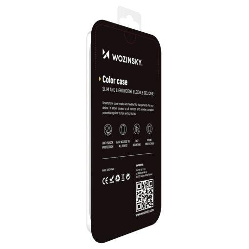 iPhone 11 Pro Max pehmest silikoonist umbris kollane 3