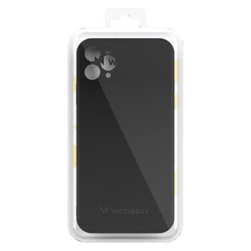 iPhone 11 Pro pehmest silikoonist umbris must 2