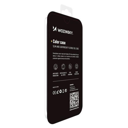 iPhone 12 Pro pehmest silikoonist umbris must 3