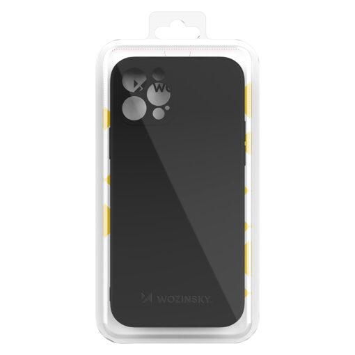 iPhone 12 Pro pehmest silikoonist umbris roosa 2