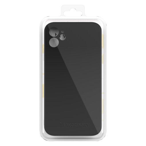 iPhone 12 mini pehmest silikoonist umbris roosa 2