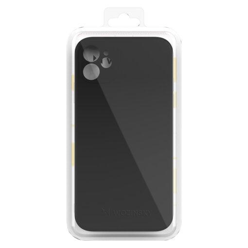 iPhone 12 pehmest silikoonist umbris sinine 2