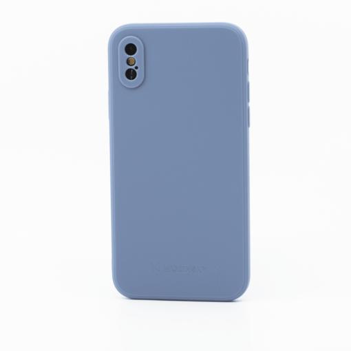 sinine silikoonist umbris iPhone XS iPhone X
