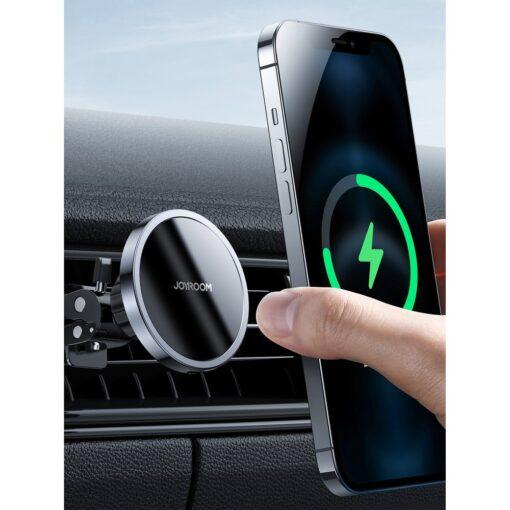 iPhone juhtmevaba laadija ja telefonihoidik autosse 7