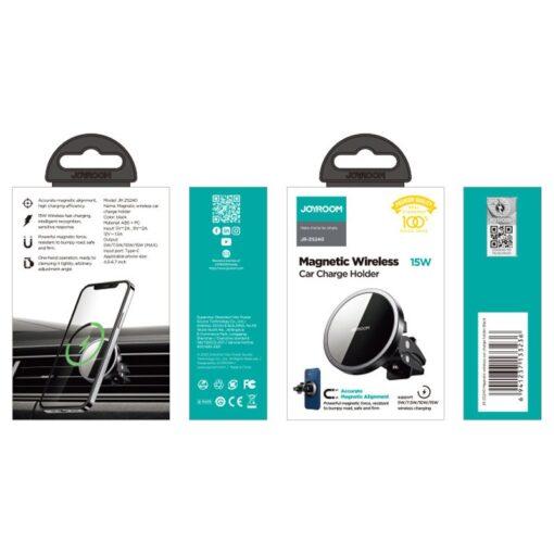 iPhone juhtmevaba laadija ja telefonihoidik autosse 9