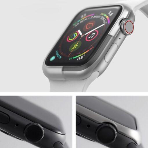 Apple Watch kaitseraam Ringke Bezel Styling kuldne Watch 6 40mm Watch 5 40mm Watch 4 40mm Watch SE 40mm 2
