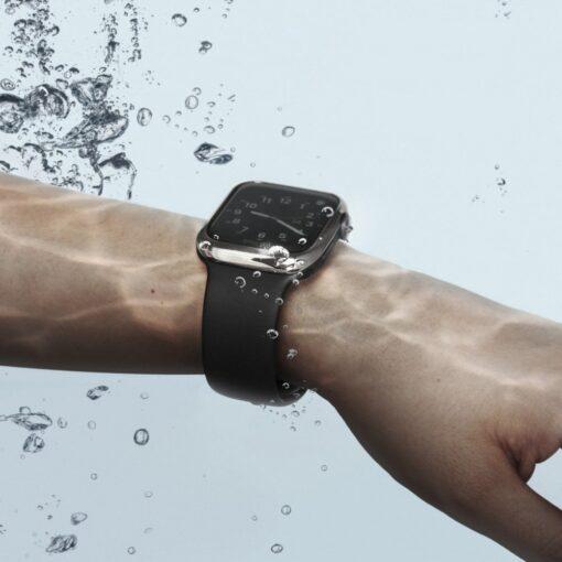 Apple Watch kaitseraam Ringke Bezel Styling kuldne Watch 6 40mm Watch 5 40mm Watch 4 40mm Watch SE 40mm 7