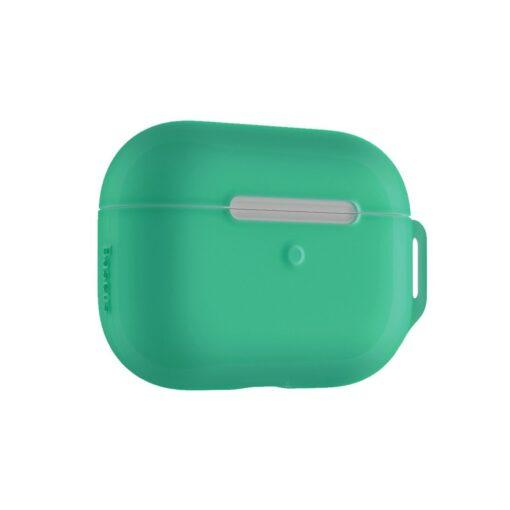 Baseus Lets Go AirPods Pro silikoonist umbris roheline 2