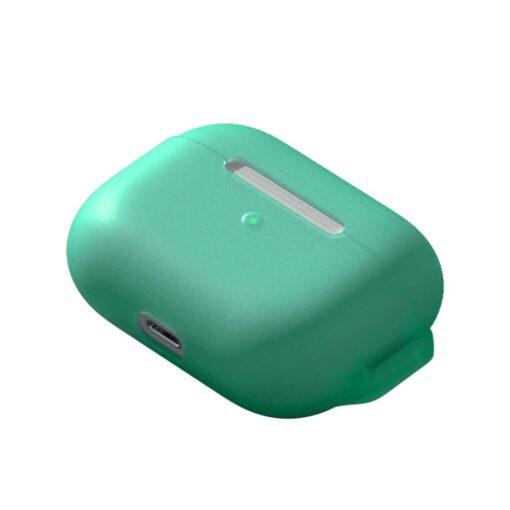 Baseus Lets Go AirPods Pro silikoonist umbris roheline 4