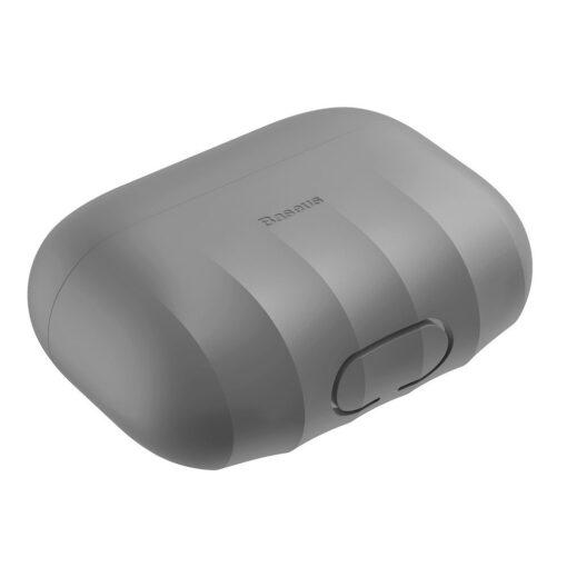 Baseus Shell Airpods Pro silikoonist umbris hall 2