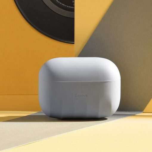 Baseus Shell Airpods Pro silikoonist umbris hall 3