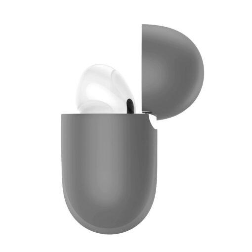 Baseus Shell Airpods Pro silikoonist umbris hall 4