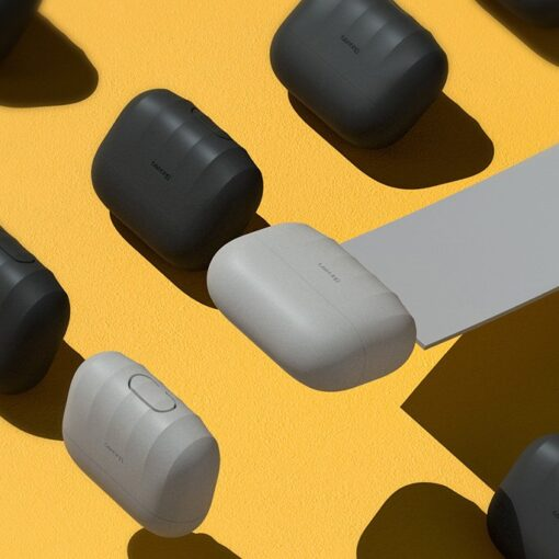 Baseus Shell Airpods Pro silikoonist umbris roheline 9