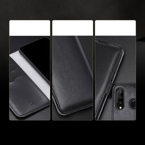 Huawei P30 Lite kaarditaskuga kaaned must 14